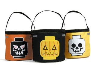 LEGO Halloween Bucket | by mhuffman