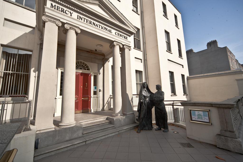 The House Of Mercy - Baggot Street, Dublin | Catherine