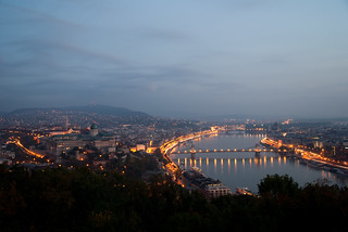 Budapest in the morning | by AZso