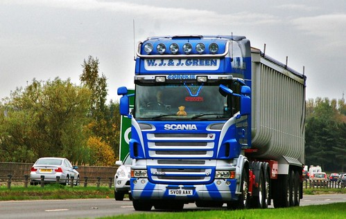 Scania R620-W.J.& J.GREEN Corskie Garmouth | by scotrailm 63A