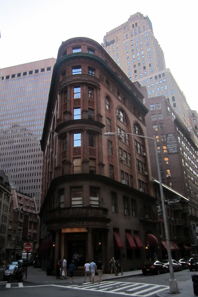 NYC - FiDi: Delmonico's   Delmonico's, at 56 Beaver Street, …   Flickr