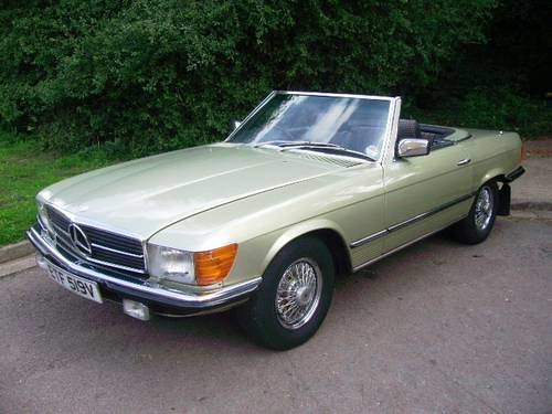 mercedes benz 450 sl 1980 carandclassic co uk flickr. Black Bedroom Furniture Sets. Home Design Ideas