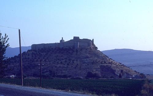 Crusader Castle Selçuk in Rural Turkey  Crusader castle ...