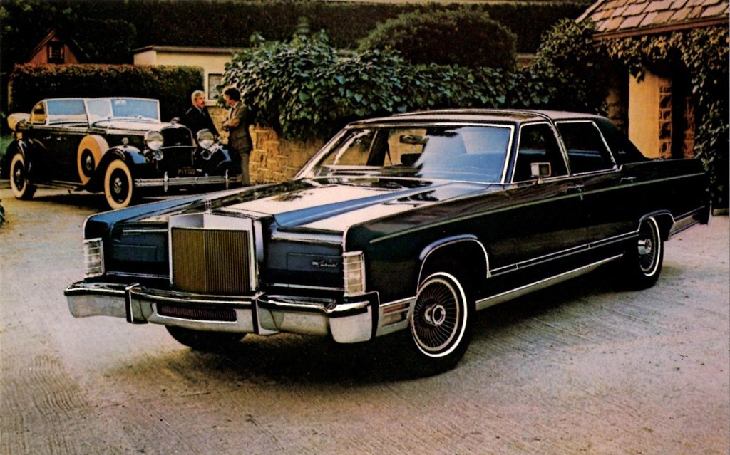 1979 lincoln continental collector 39 s series alden jewell. Black Bedroom Furniture Sets. Home Design Ideas
