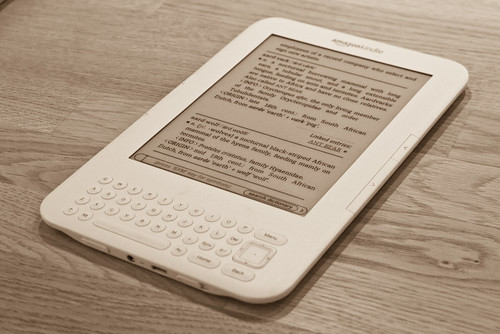 Amazon Kindle 3 3G | by Jules Holleboom