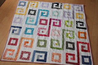 spiro quilt - finished!!! | by flekka