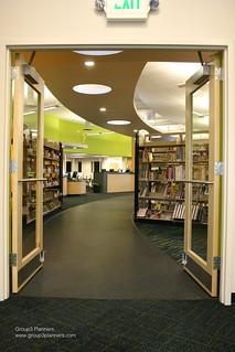 Teen Room Remodel West Linn Library