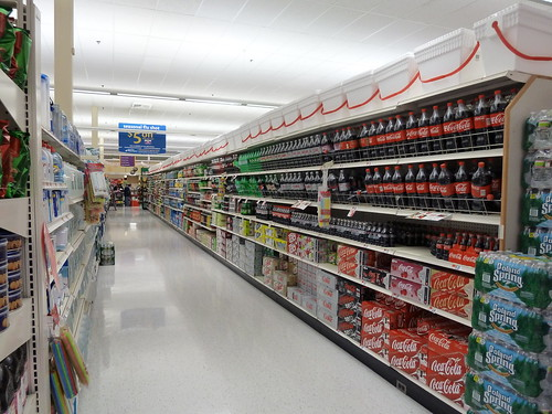 The soda aisle | by mroach