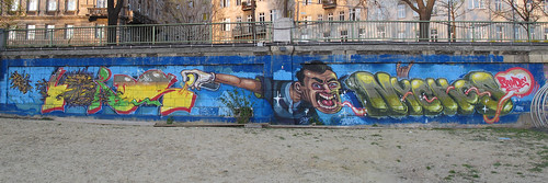 Lords and Nychos at Danube Canal | by RABBIT EYE MOVEMENT