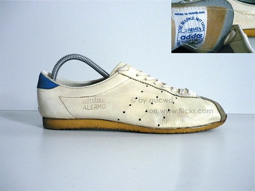 70 s 80 s vintage adidas palermo shoes made in for Adidas originals palermo