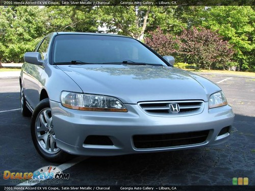 2002 honda accord ex v6 coupe front cargeek74 flickr. Black Bedroom Furniture Sets. Home Design Ideas