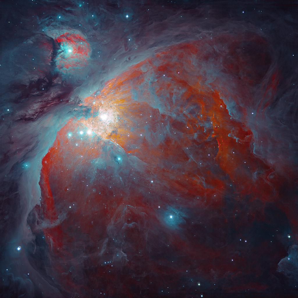 nebula space dust star - photo #40