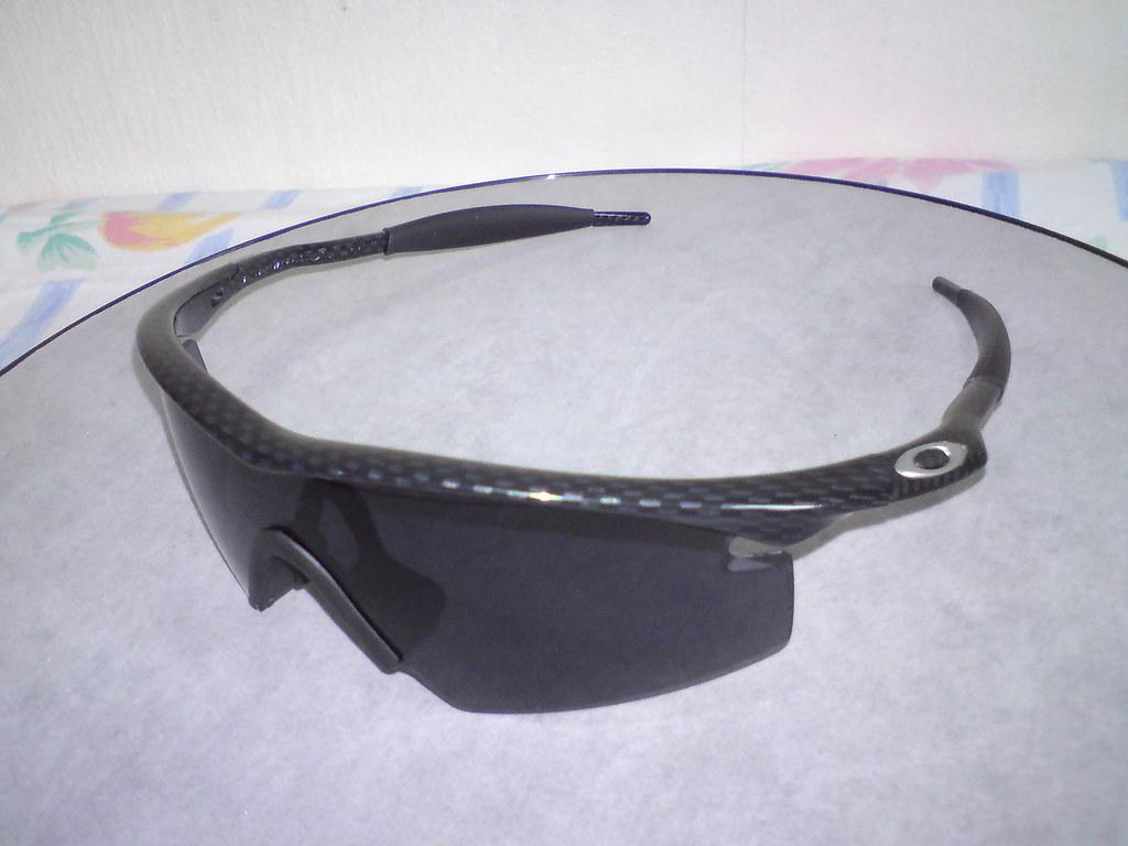oakley custom m frame strike grey lens with true carbon fiber frame by imranbecks - M Frame Oakleys