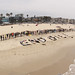 Hands Across The Sand, Venice Pier, Venice CA,