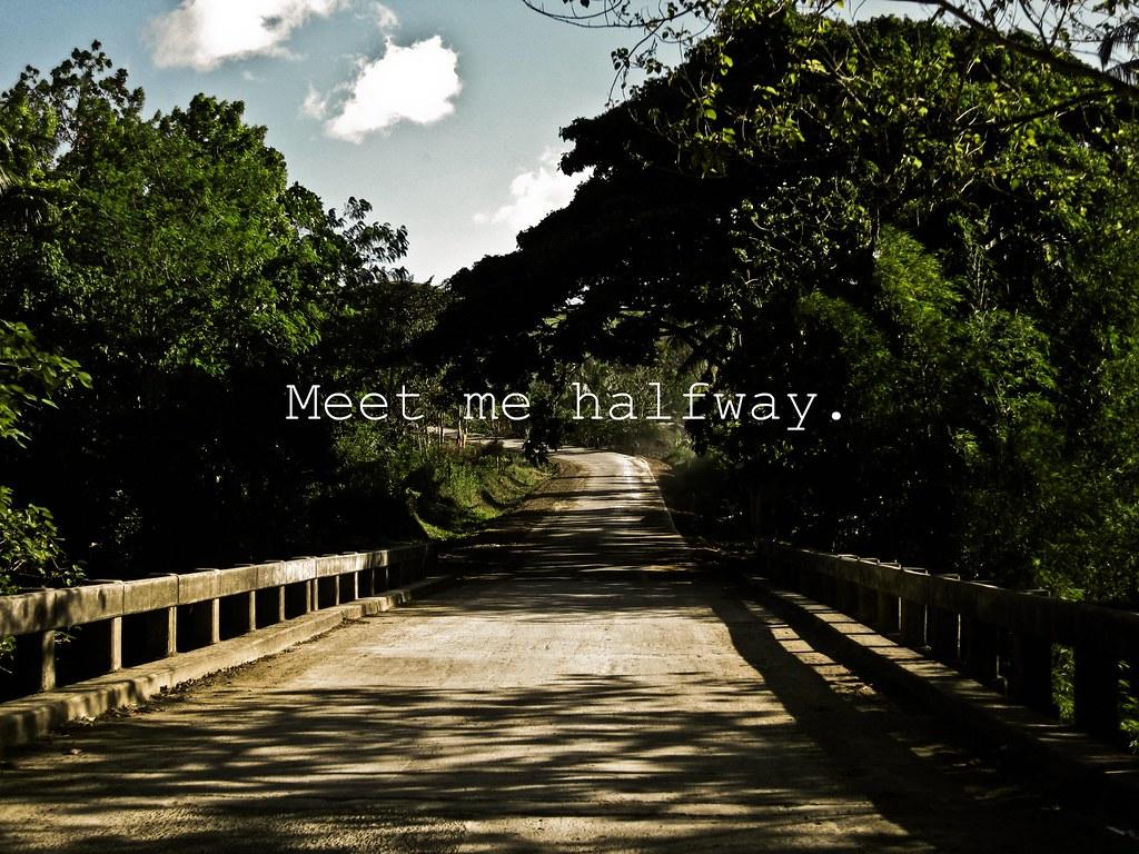 Meet me Wallpaper Meet me Halfway