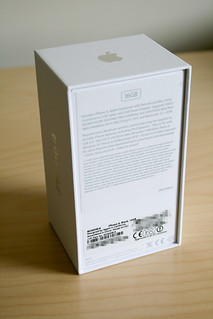 iPhone 4 - Box Rear | by William Hook