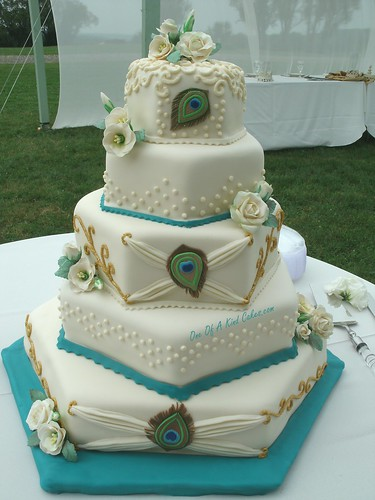 one of a kind wedding cakes peacock wedding cake check out the other photos for some 18020