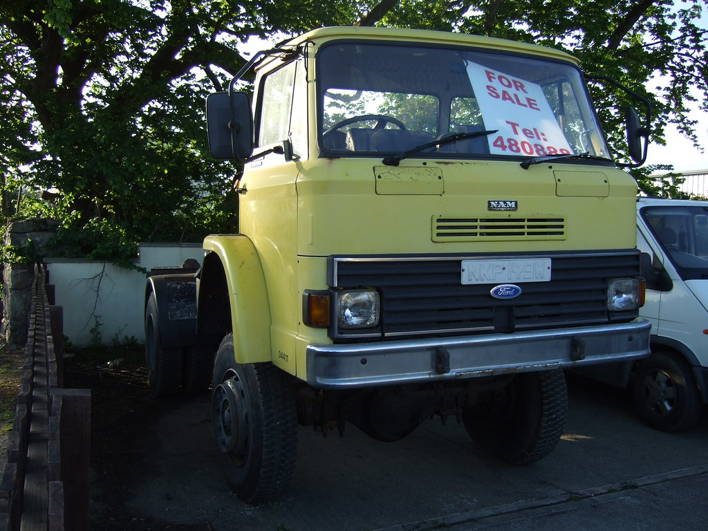 1981 ford d series for sale nkp149w this vehicle was for flickr. Black Bedroom Furniture Sets. Home Design Ideas