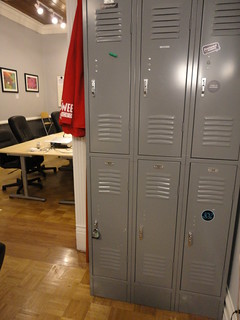 lockers to keep your stuff in | by conjunctured