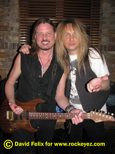 Reb Beach Amp Rob Marcello Reb Beach Winger Amp Rob