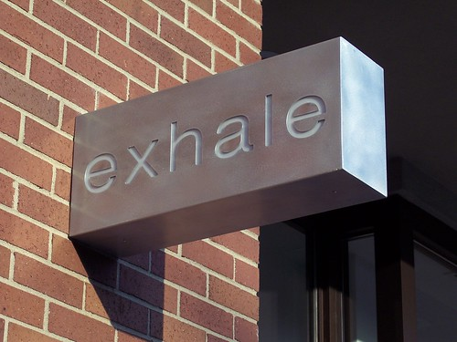 Lighted Blade Sign For Business Custom Fabricated Logo