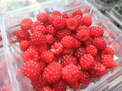 Wineberries | by swampkitty