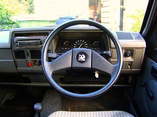 Nova Interior Mki The Boxier And Altogether Uglier Design Flickr