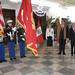 U.S. Marine Corps Color Guard Present the Colors