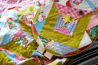 Lattice Quilt | by carriestrine