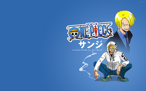 One Piece Wallpaper Sanji Kin