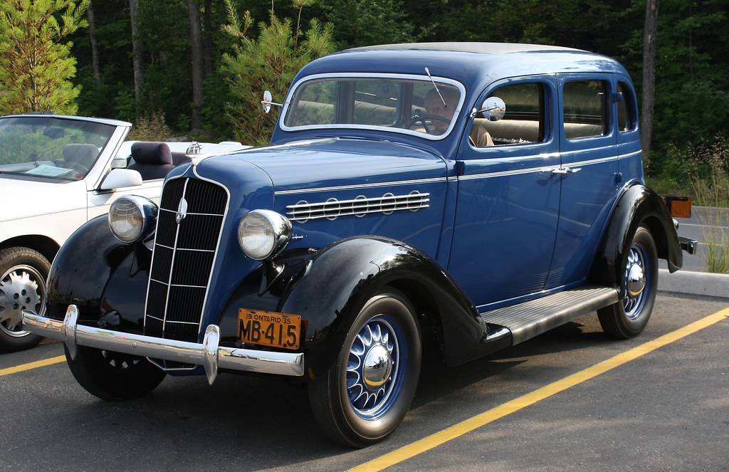 1935 plymouth deluxe pj 4 door richard spiegelman flickr for 1935 plymouth 4 door sedan