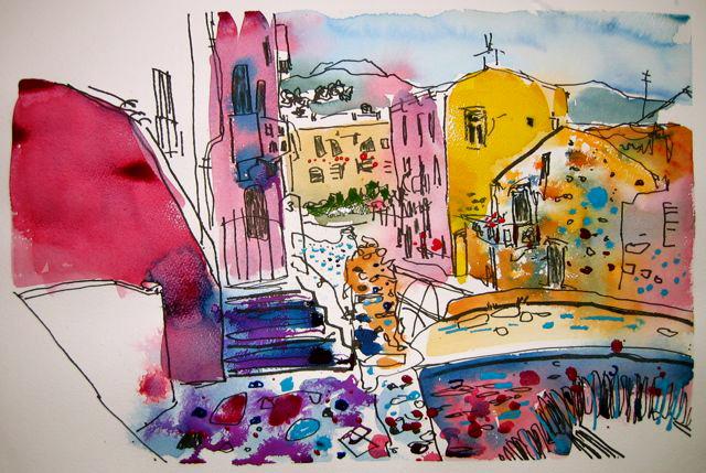 20 rue du soleil collioure webcam