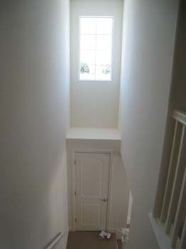 Top Of Stairs Looking At Huge Window Above Coat Closet Flickr