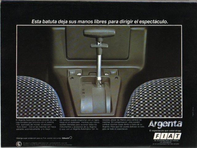 Fiat Argenta 1983 Chile Rodrigo Carmona Flickr