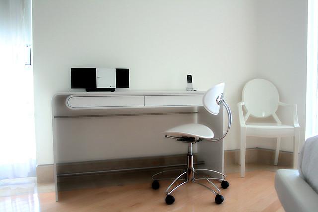 Escritorio contemporaneo mobiliario moderno dise o de - Muebles de escritorio ...