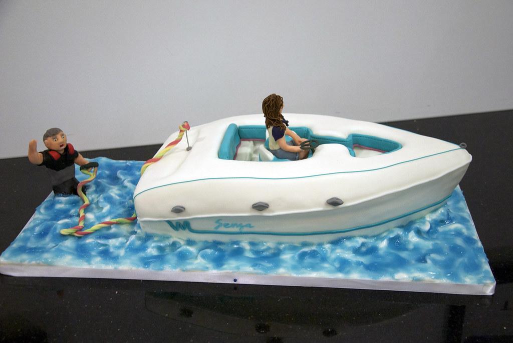 Jet Ski Cake Ideas