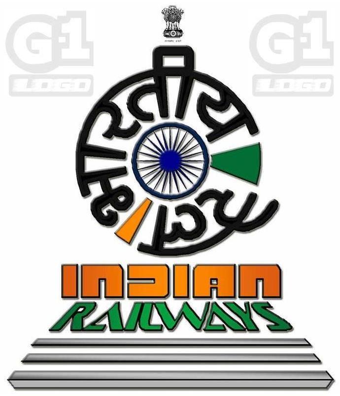 Indian Railways Logo Indian Railways Logo by