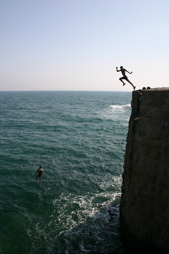 Cliff Jumping 3 | by sondy