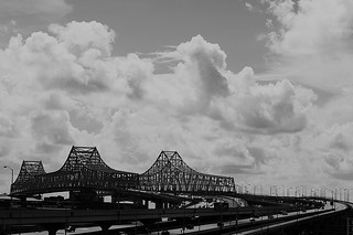 Mississippi River Bridge - 2 | by chandsa