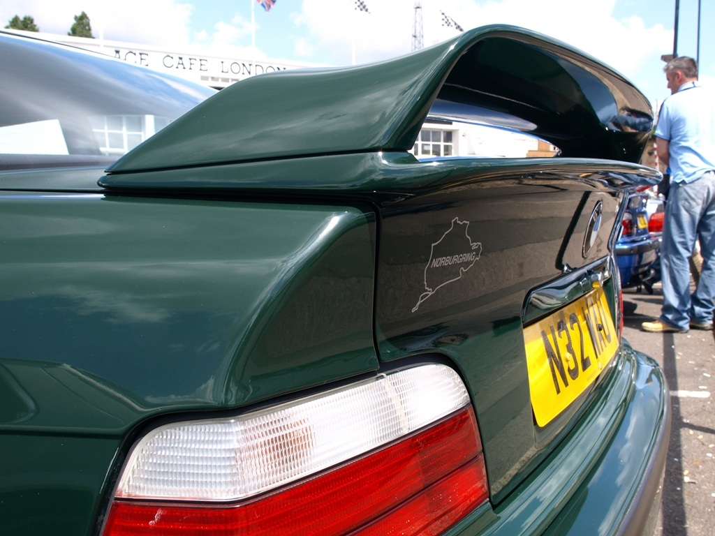 E36 M3 GT Coupe British Racing Green Individual