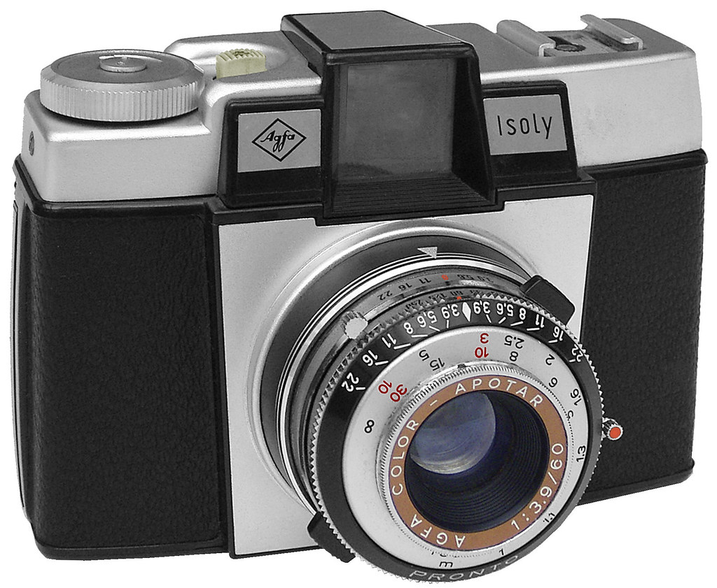 Agfa Isoly III | Die I...