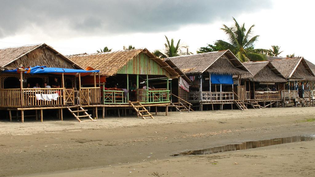 Seafood Restaurants On The Beach