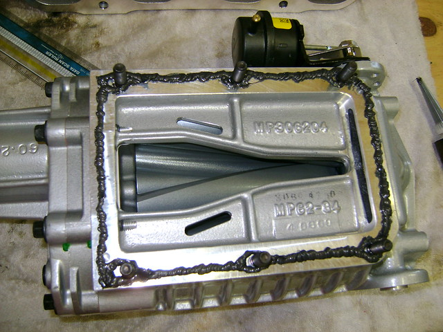 Sector 111 Supercharger Lotus Elise Sector 111
