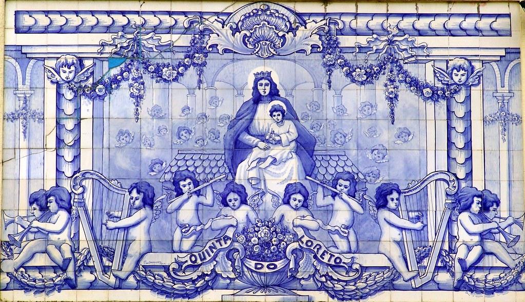 Azulejos portugal freguesia silvares concelho for Casa dos azulejos lisboa