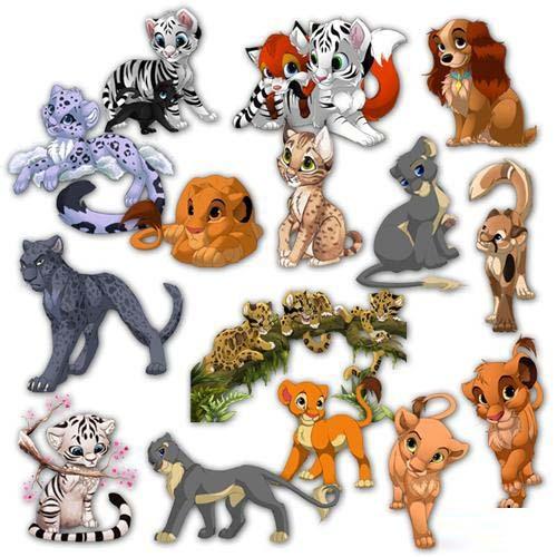 Милые тигры картинки