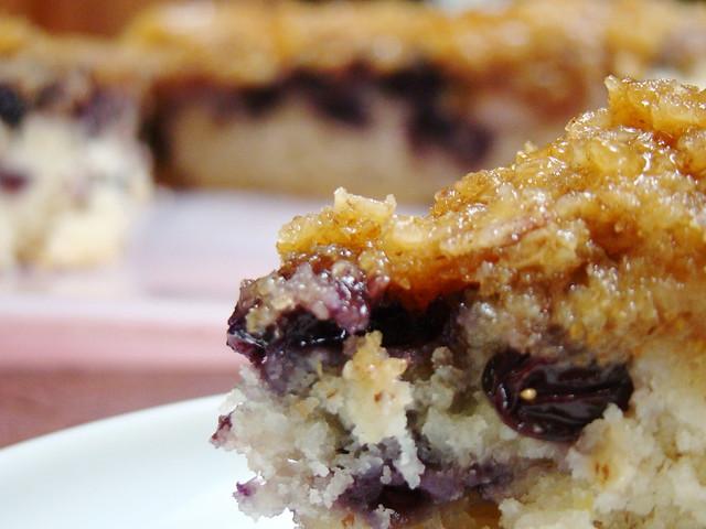Best Blueberry Coffee Cake