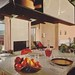 EICHLER HOMES Terra Linda promotional postcard - interior view