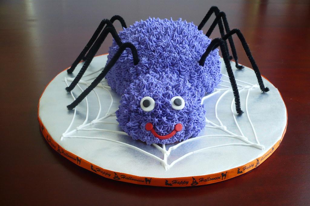 Spider Cake Pan