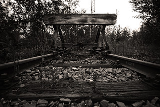 End of Track | by kirberich