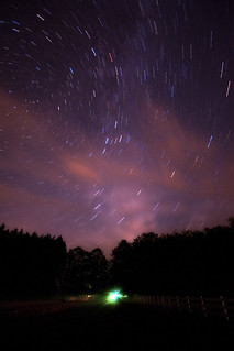 Star Trails -- Week 31/52 - P52'10 | by WilzDezign